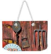 The Rusty Barn - Farm Art Weekender Tote Bag