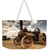 The Rusty Mclaren  Weekender Tote Bag