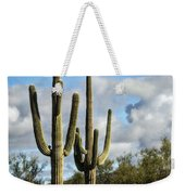 The Saguaros  Weekender Tote Bag