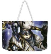 The Sapphire Of Fate Weekender Tote Bag