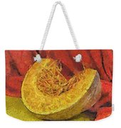 The Scent Of Autumn Weekender Tote Bag