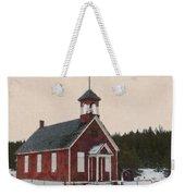 The School House Painterly Weekender Tote Bag