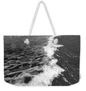 The Sea And The Foam Weekender Tote Bag