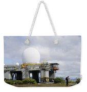 The Sea Based X-band Radar, Ford Weekender Tote Bag