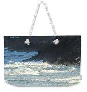 The Sea Complains Weekender Tote Bag