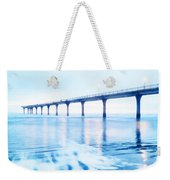 The Sea Draws Me In Weekender Tote Bag