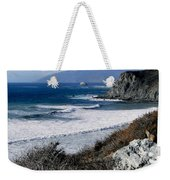 The Sea Squirrel Weekender Tote Bag