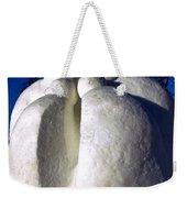 The Secret  At Snowfest 2012 Weekender Tote Bag
