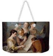 The Sense Of Sight Weekender Tote Bag