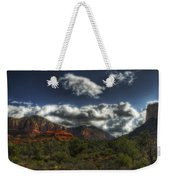 The Serenity Of Sedona  Weekender Tote Bag