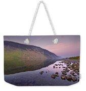 The Serenity Of Twilight Weekender Tote Bag