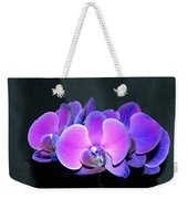 The Shade Of Orchids Weekender Tote Bag