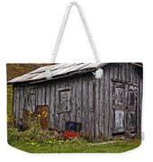 The Shed Weekender Tote Bag