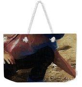 The Shell Seeker Weekender Tote Bag