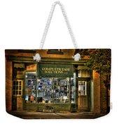 The Shop Weekender Tote Bag