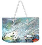 The Shores Of Galilee Weekender Tote Bag