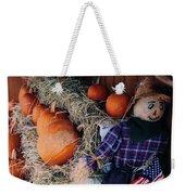 The Shy Pumpkin-man Weekender Tote Bag