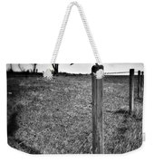 The Silent Warn  Weekender Tote Bag
