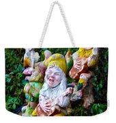 The Singing Gnomes Weekender Tote Bag