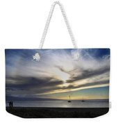 The Sky Is Exploding Weekender Tote Bag