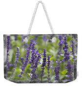 The Smell Of Lavender  Weekender Tote Bag