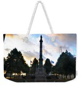 The Soldiers And Sailors Monument In Lafayette Square  Weekender Tote Bag