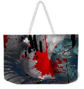 The Sour Sting  Weekender Tote Bag