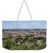 The Southern City Of Birmingham Alabama Weekender Tote Bag