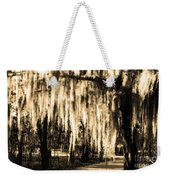 The Spanish Moss Weekender Tote Bag