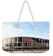 The Spectum In Philadelphia Weekender Tote Bag by Bill Cannon