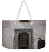 The Stairs To John The Baptist Tomb Weekender Tote Bag