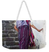 The Stairway Weekender Tote Bag