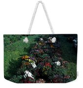 The Stand In Autumn Weekender Tote Bag by Wayne King
