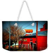 The Steakhouse On Route 66 Weekender Tote Bag
