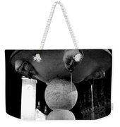The Strange Fountain Weekender Tote Bag