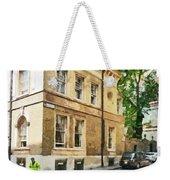 The Streets Of London Weekender Tote Bag