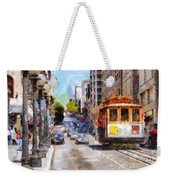 The Streets Of San Francisco . 7d7263 Weekender Tote Bag