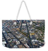 The Strip Weekender Tote Bag
