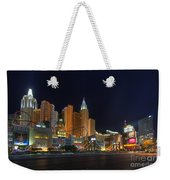 The Strip Weekender Tote Bag