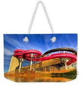 The Sun Centre Weekender Tote Bag