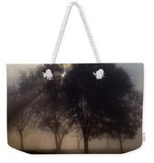 The Sun Peeks Through The Branches Weekender Tote Bag