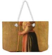 The Sweeper Weekender Tote Bag