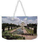 The Taj Mahal In Agra, India Weekender Tote Bag