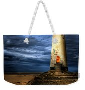 The Talacre Lighthouse Weekender Tote Bag