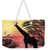 The Tall One Weekender Tote Bag