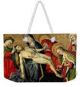 The Tarascon Pieta Weekender Tote Bag