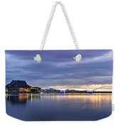 The Tempe Arts Center  Weekender Tote Bag
