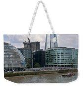 The Thames London Weekender Tote Bag