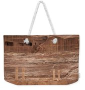 The Theater Carved Out Of A Rock Wall Weekender Tote Bag