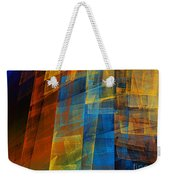 The Towers 2 Weekender Tote Bag